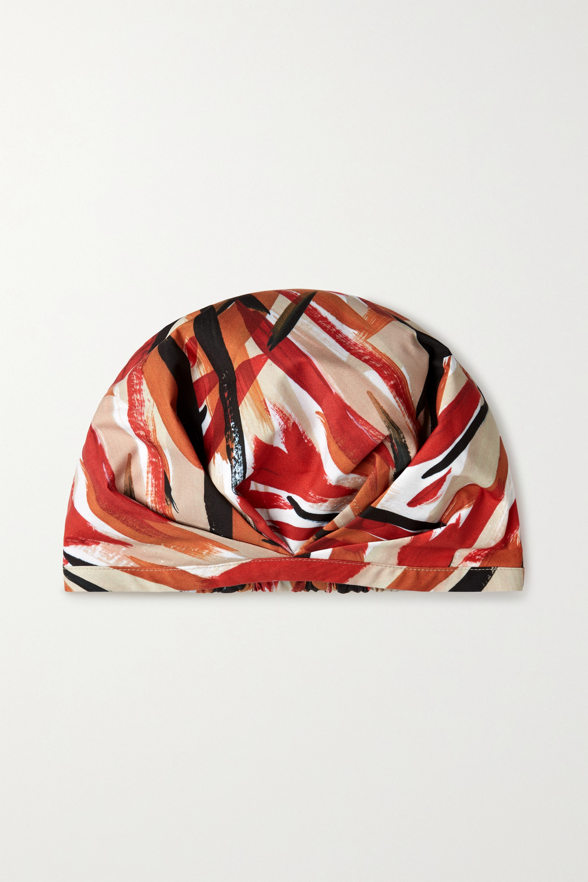 SHHHOWERCAP The Sway printed shower cap