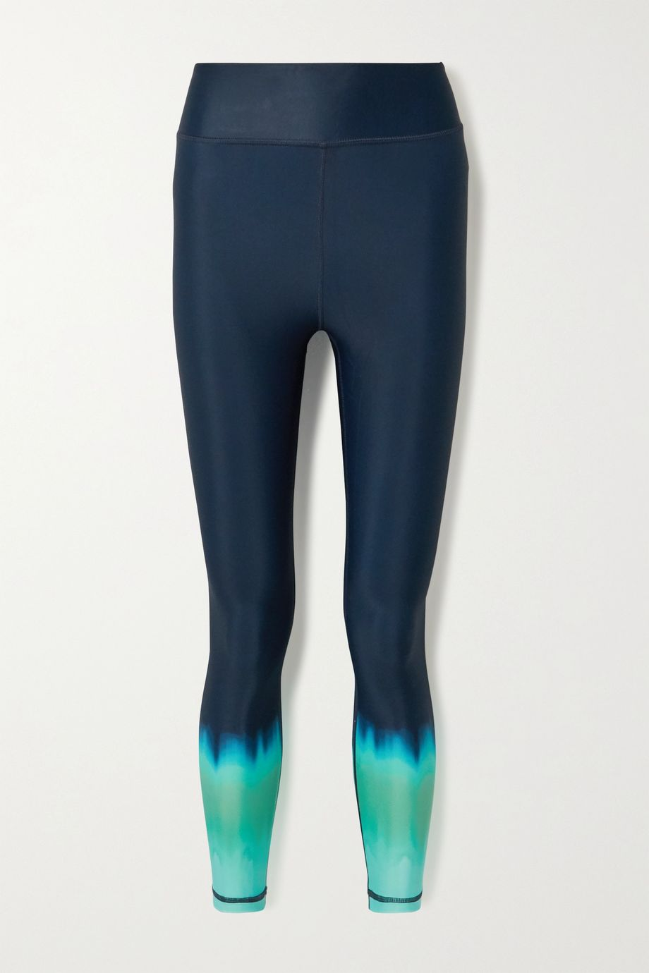 The Upside Paradise Stretch-Leggings mit Farbverlauf