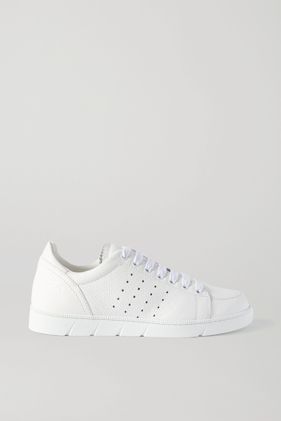 Loewe Textured-leather sneakers
