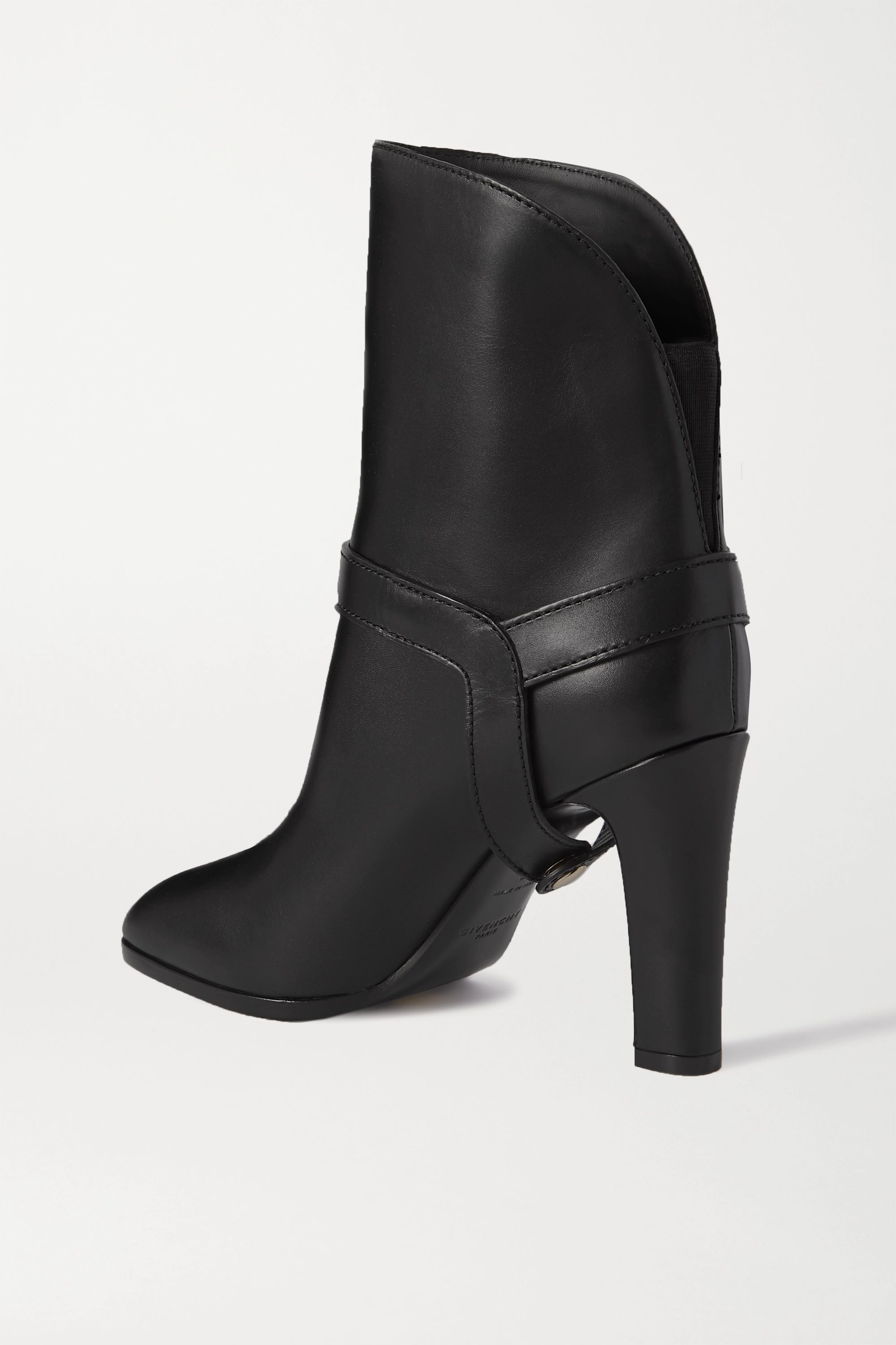 Givenchy Eden leather ankle boots