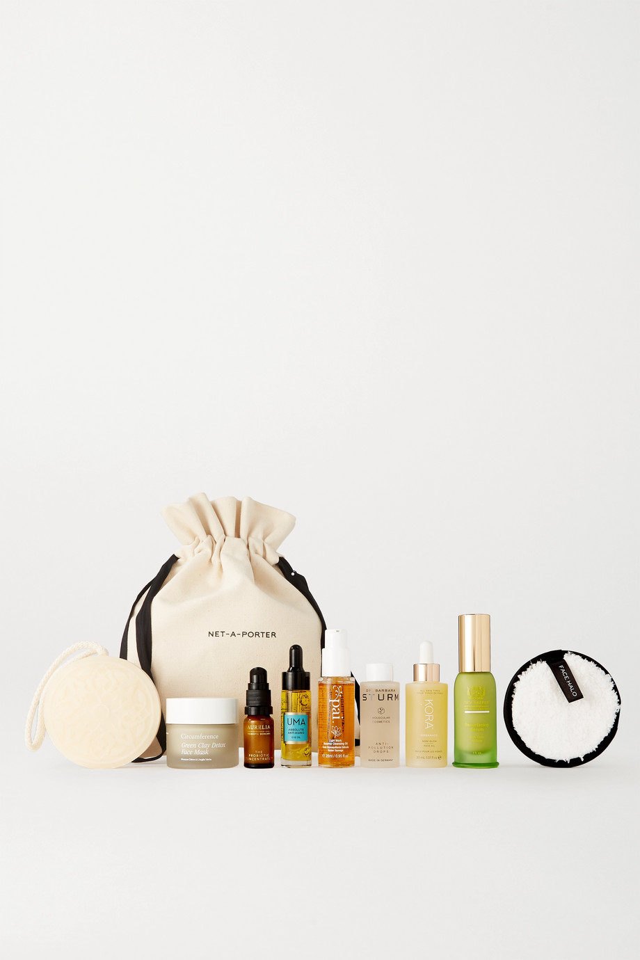 NET-A-PORTER BEAUTY + NET SUSTAIN Beauty Kit