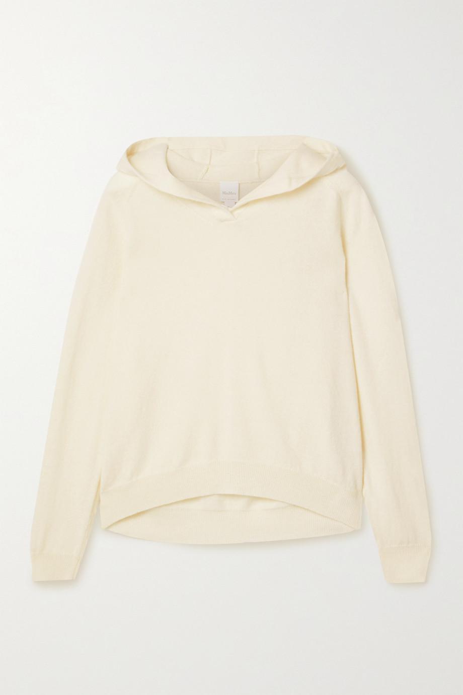 Max Mara Leisure Kiss cashmere hoodie