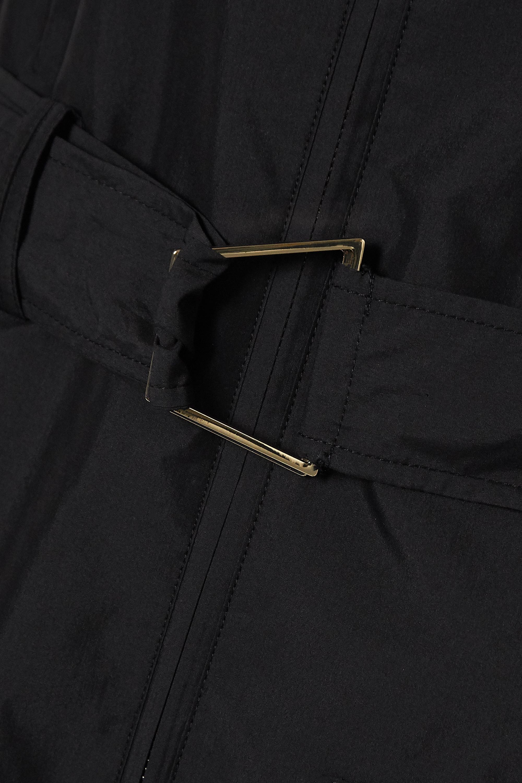 Noir Combi-pantalon En Popeline De Coton Mélangé À Découpe Et Ceinture | 3.1 Phillip Lim