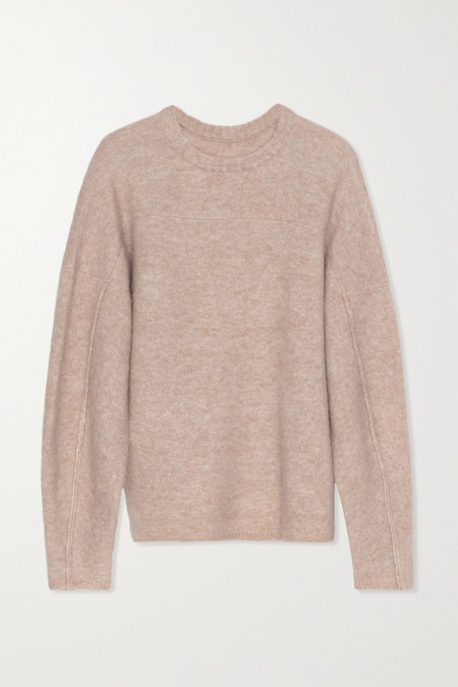 3.1 Phillip Lim Mélange knitted sweater