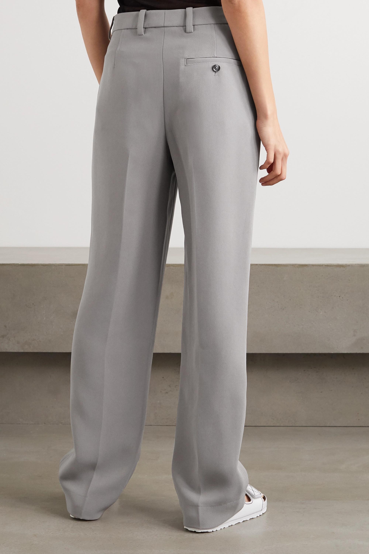 Gray Cady Straight-leg Pants | 3.1 Phillip Lim