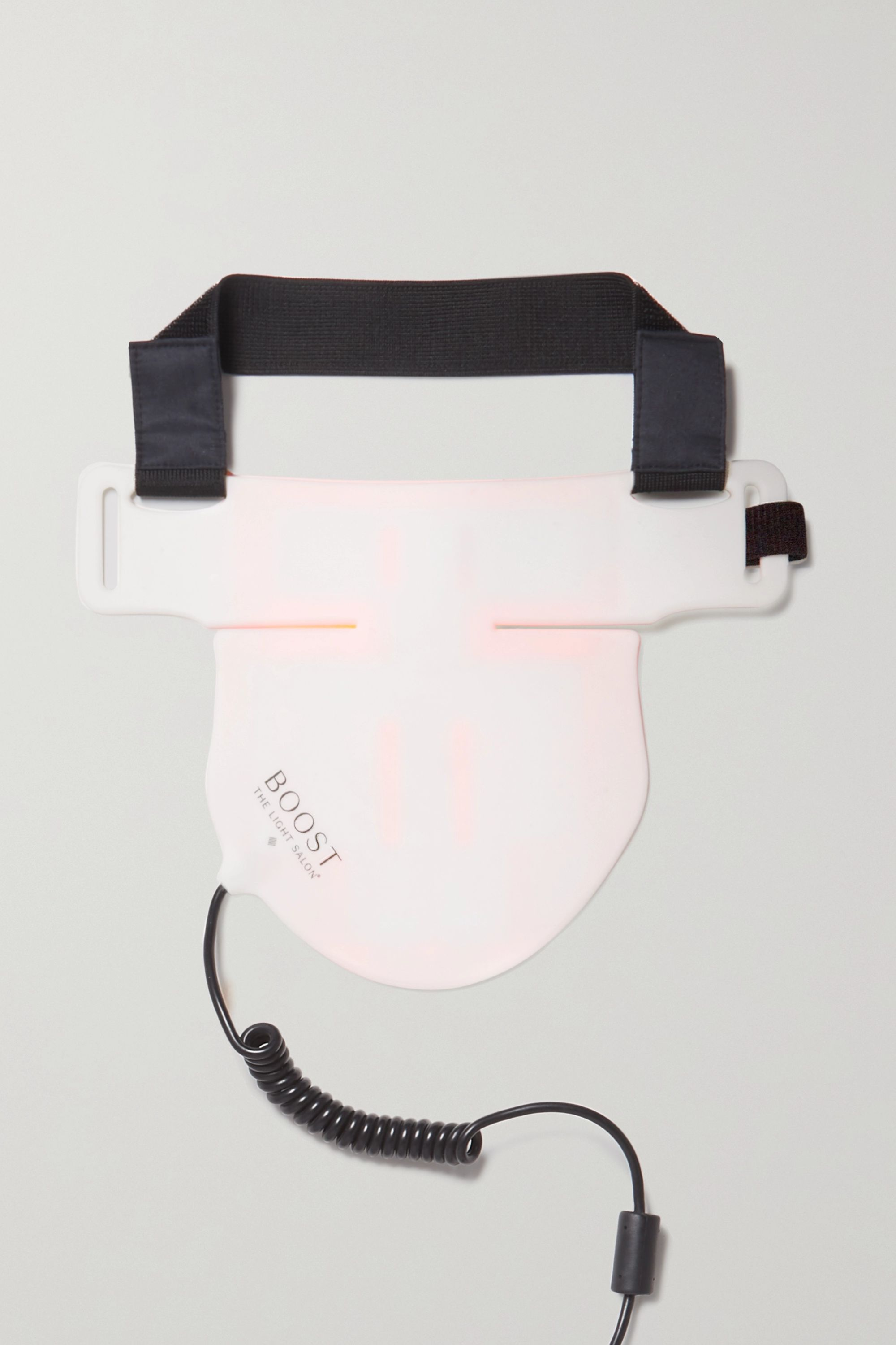 The Light Salon Boost Advanced LED Light Therapy Décolletage Bib