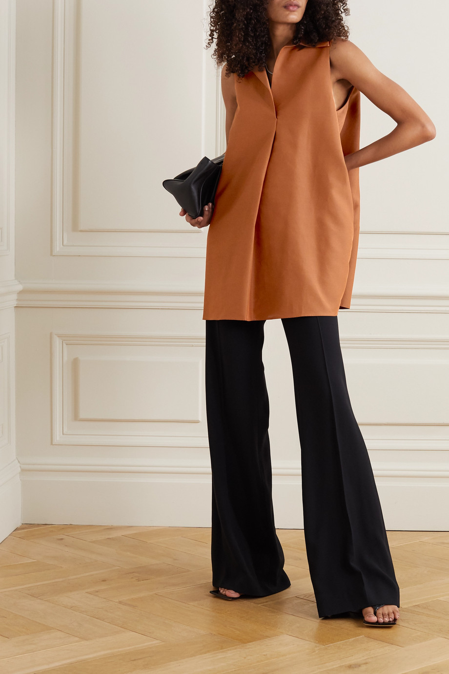 Co Woven blouse