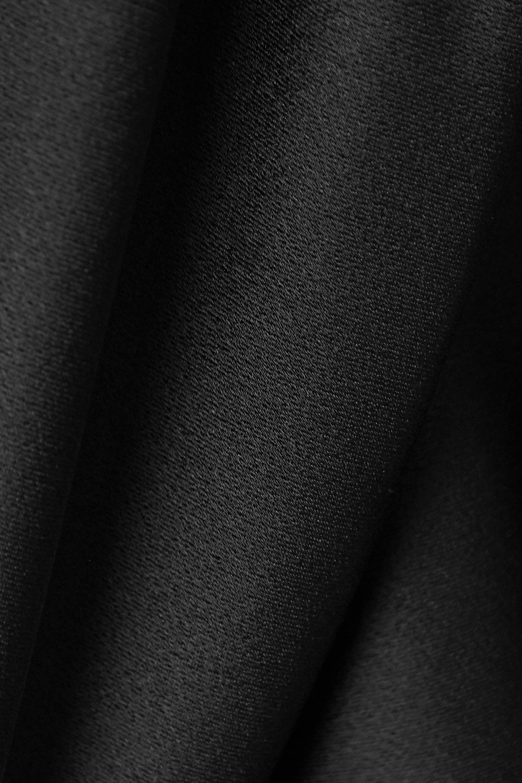Rosetta Getty Open-back satin camisole