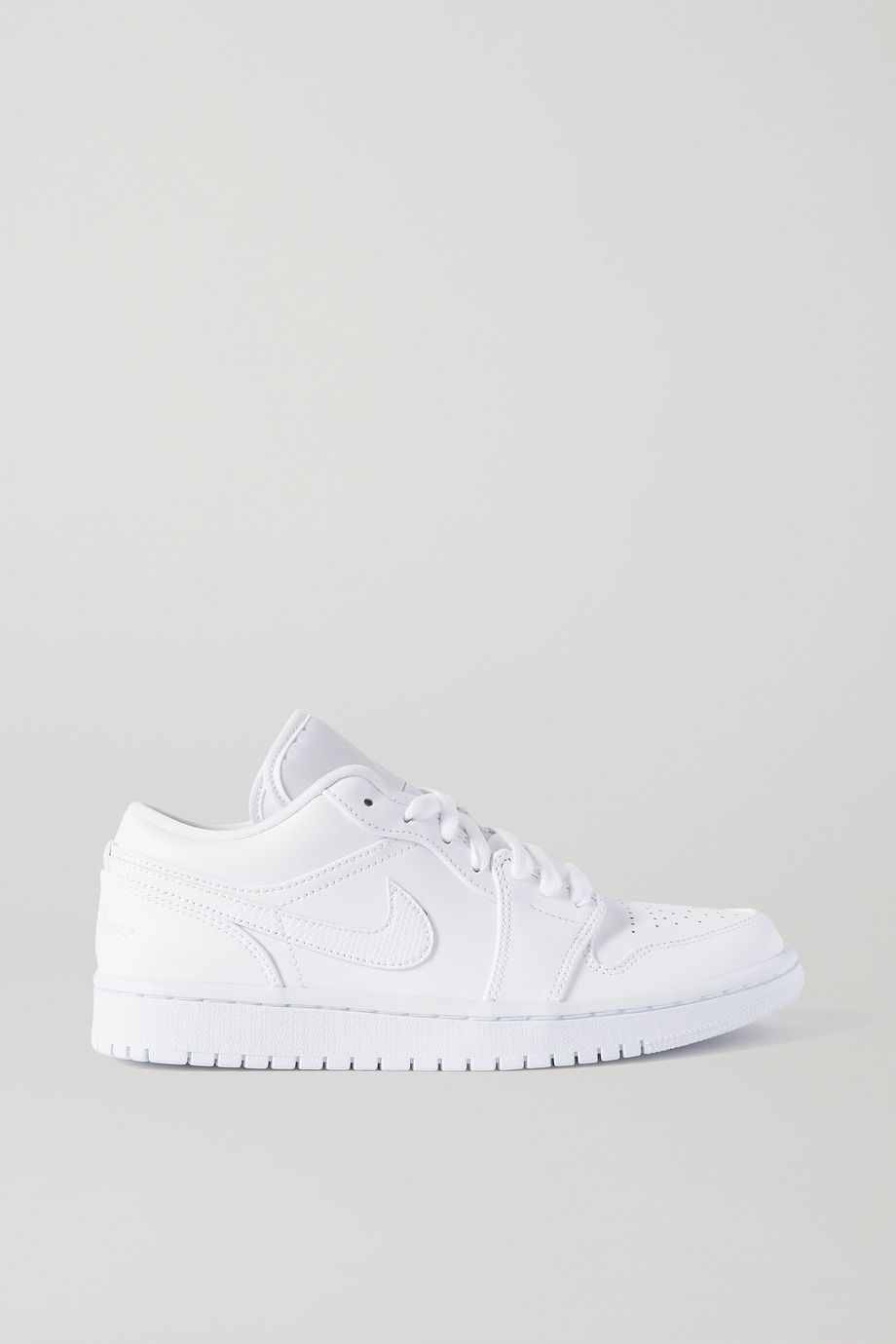 Nike Air Jordan 1 Low leather sneakers