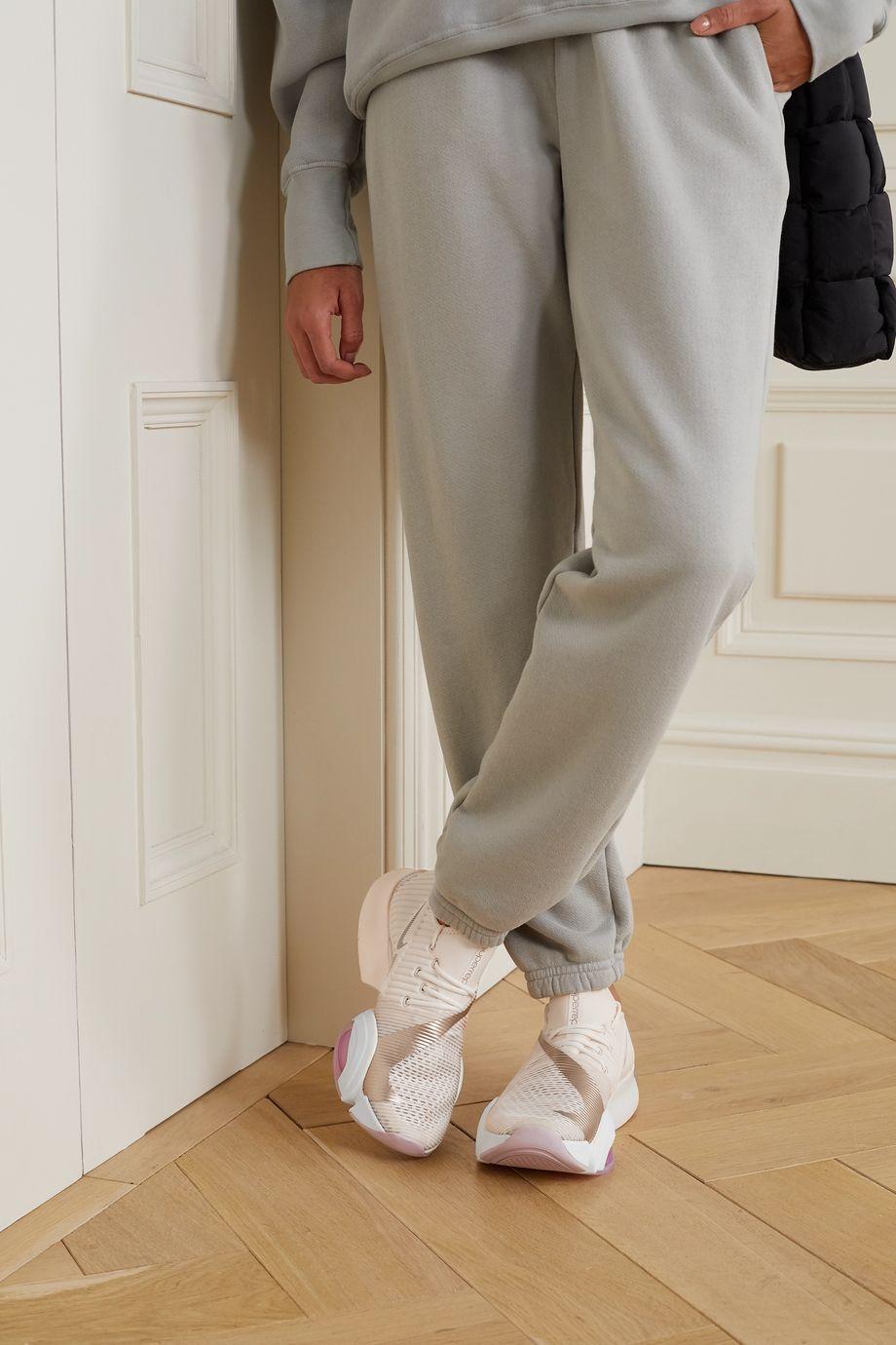 Nike Air Zoom SuperRep metallic mesh and neoprene sneakers
