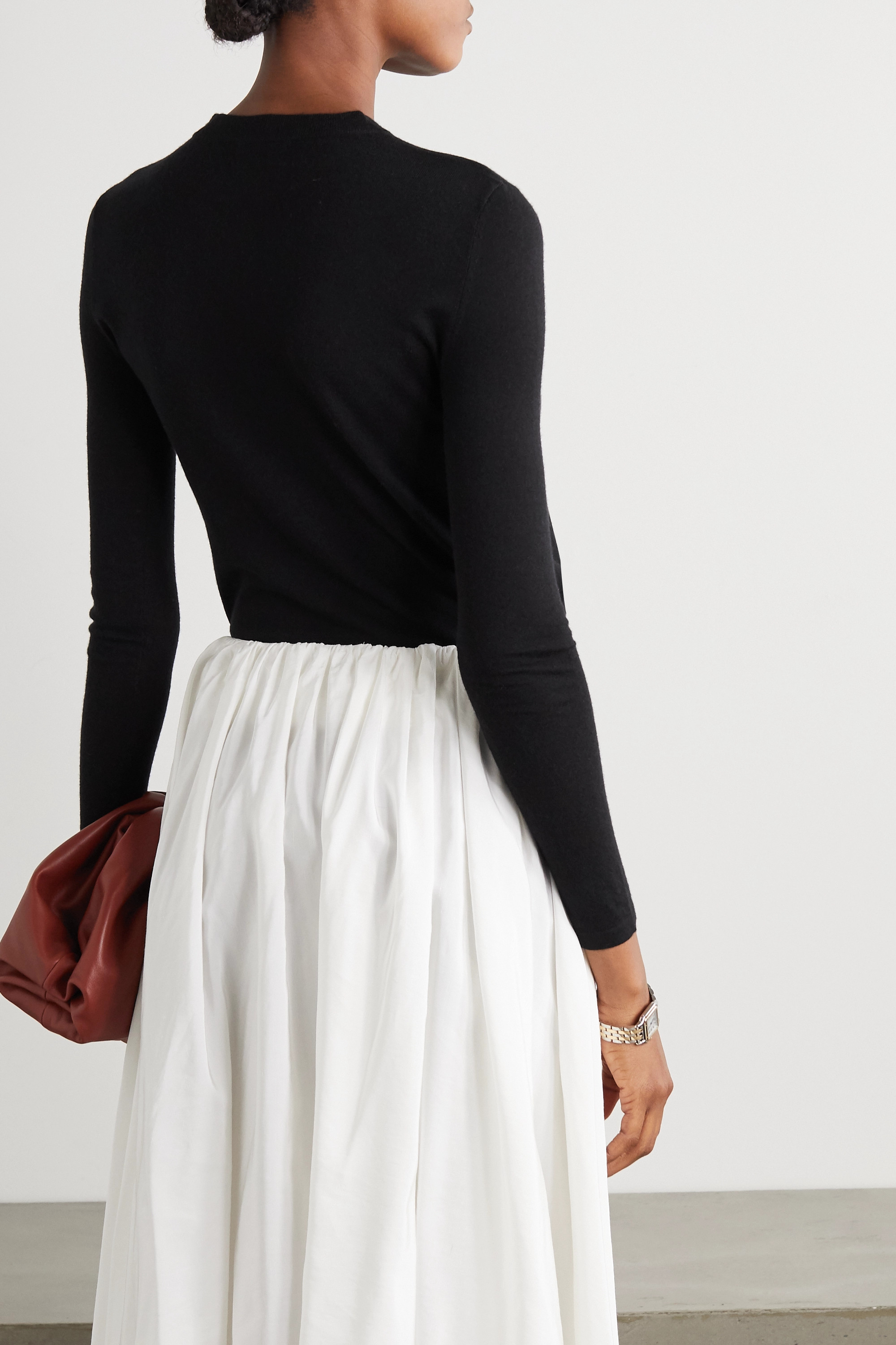Co Cashmere top