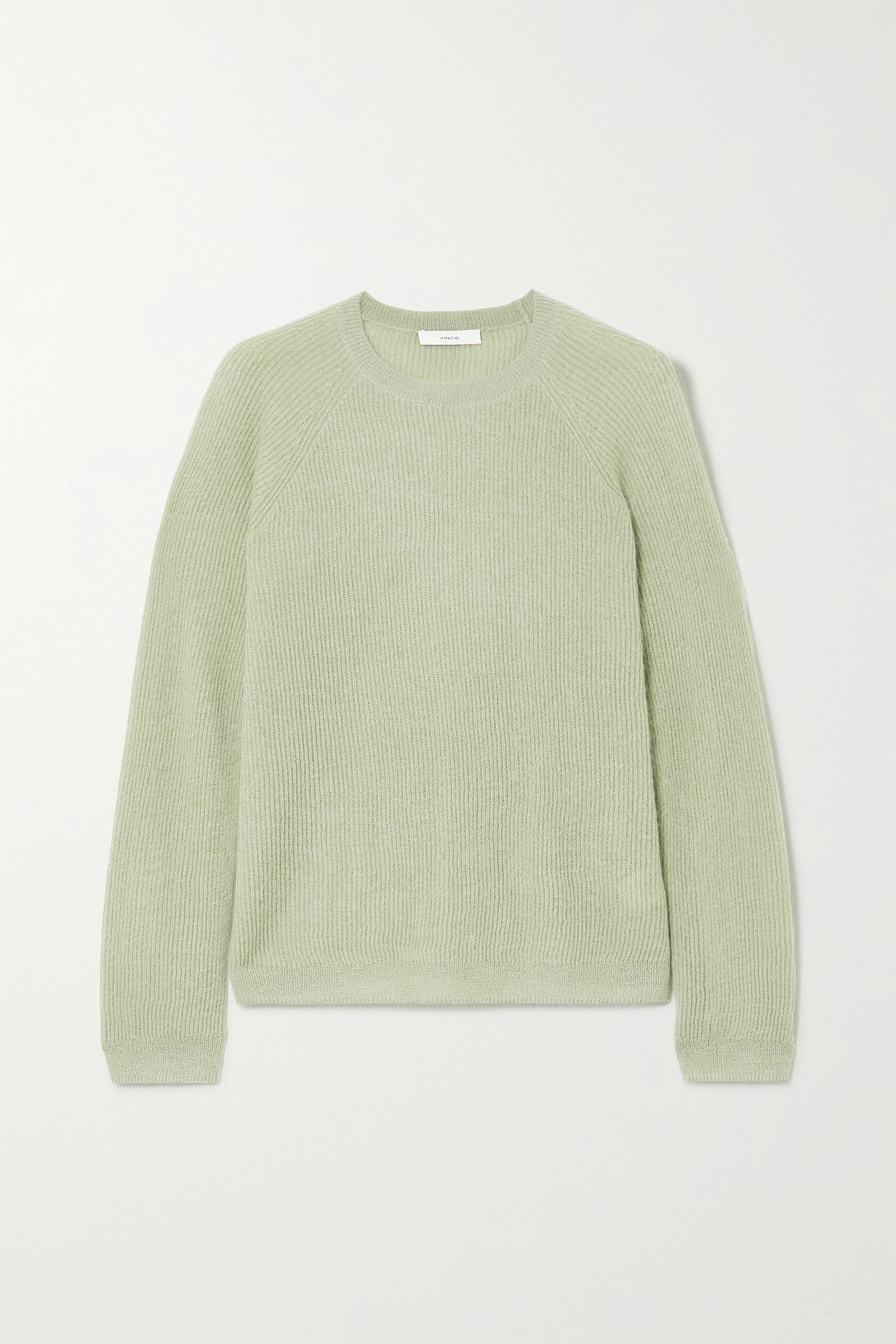 Vince Ribbed-knit sweater