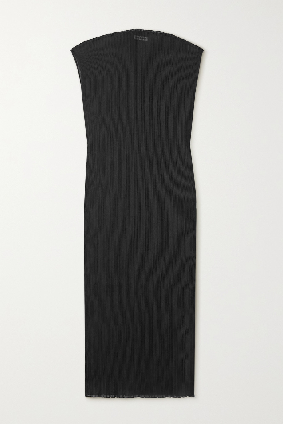 Jil Sander Ribbed stretch-jersey maxi dress