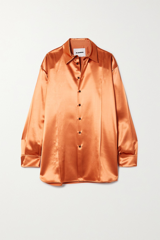 Jil Sander Satin shirt