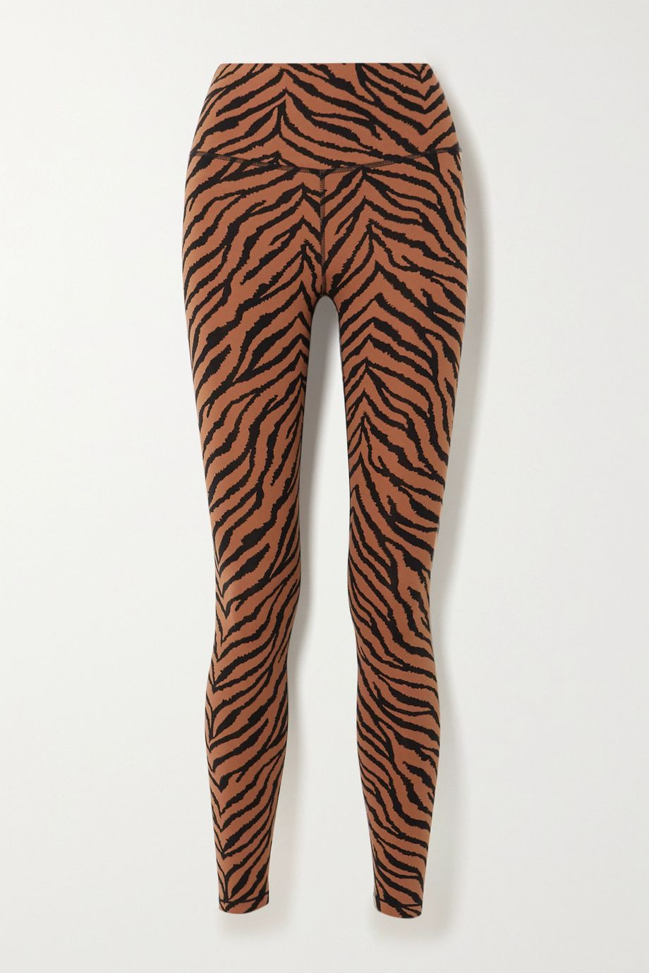 Varley Century Stretch-Leggings mit Zebraprint