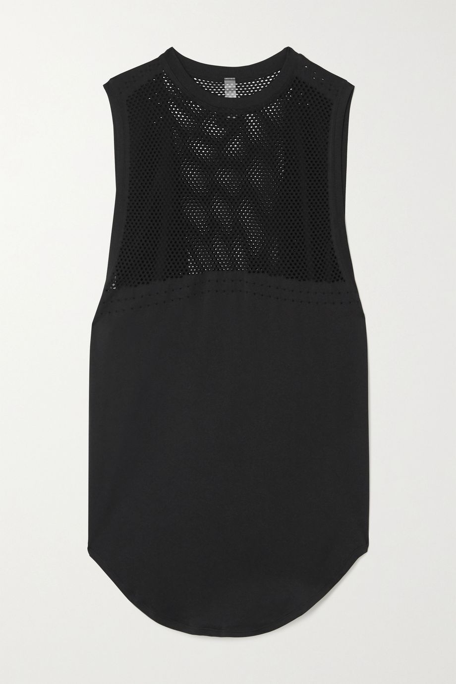 Varley Harvey Tanktop aus Stretch-Material mit Perforationen