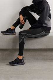 adidas by Stella McCartney Truepace printed stretch leggings