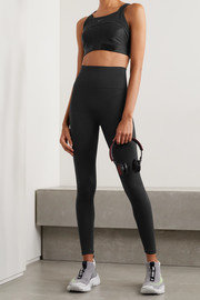 Nike Yoga Seamless Dri-FIT stretch-knit leggings