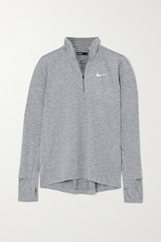 Nike Element stretch-jersey top