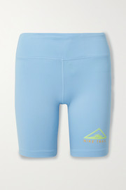 Nike Fast Short Trail printed Dri-FIT shorts