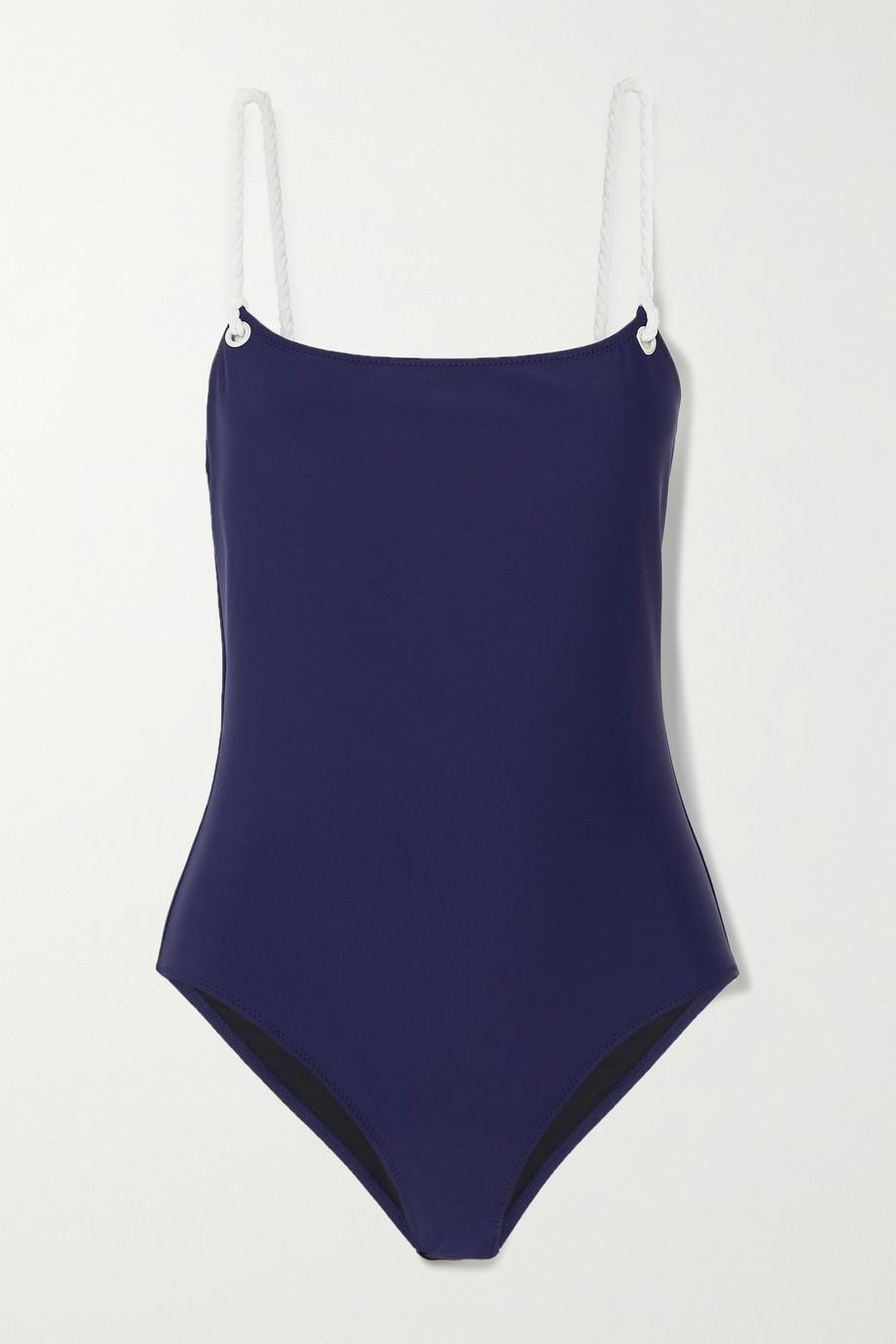 Solid & Striped + Il Pellicano The Nina swimsuit