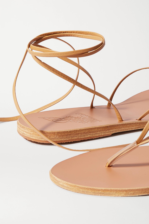Ancient Greek Sandals Celia leather sandals
