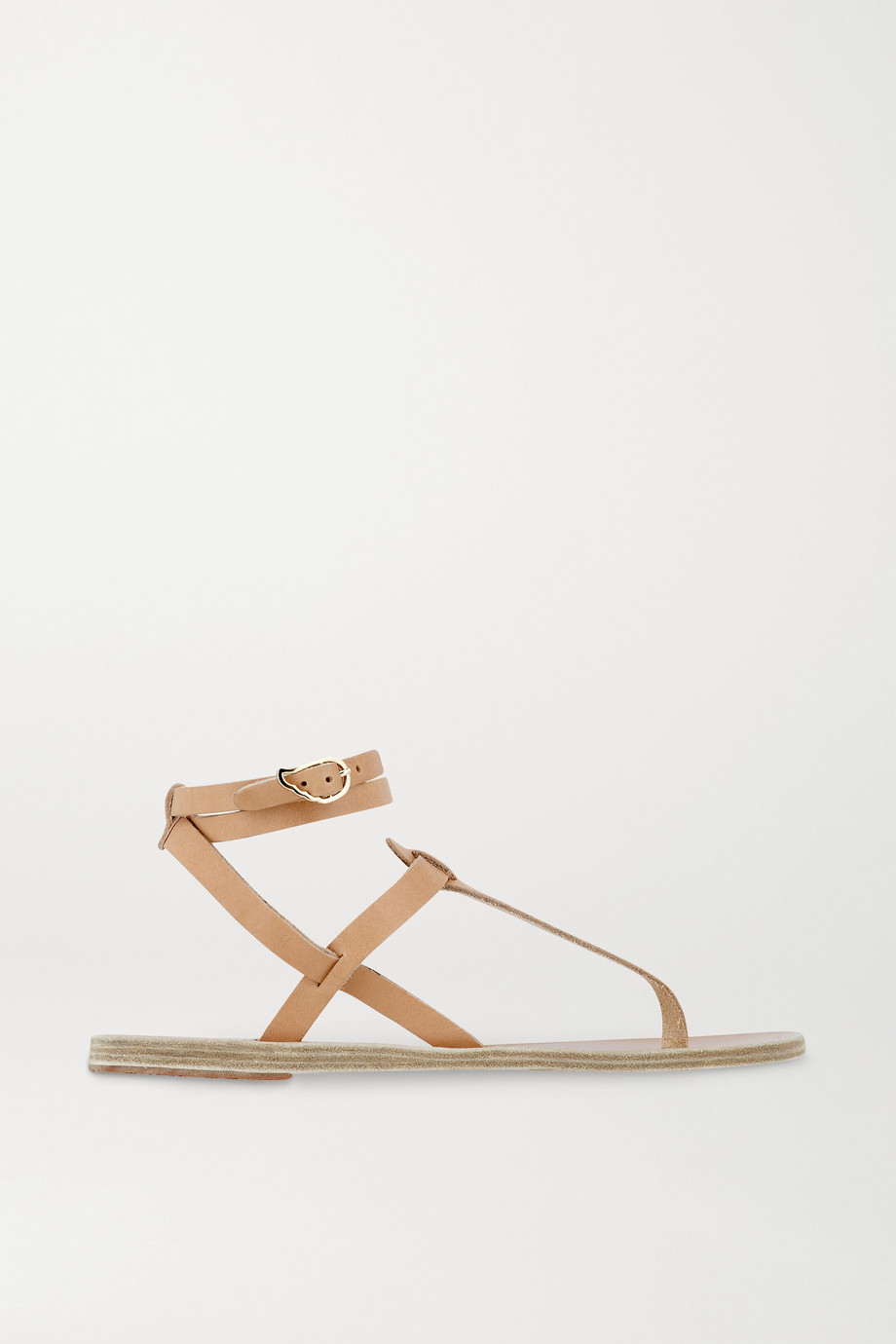 Ancient Greek Sandals Sandales en cuir Estia
