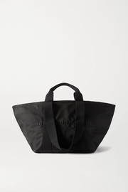 Alexander Wang Primal large embroidered canvas tote