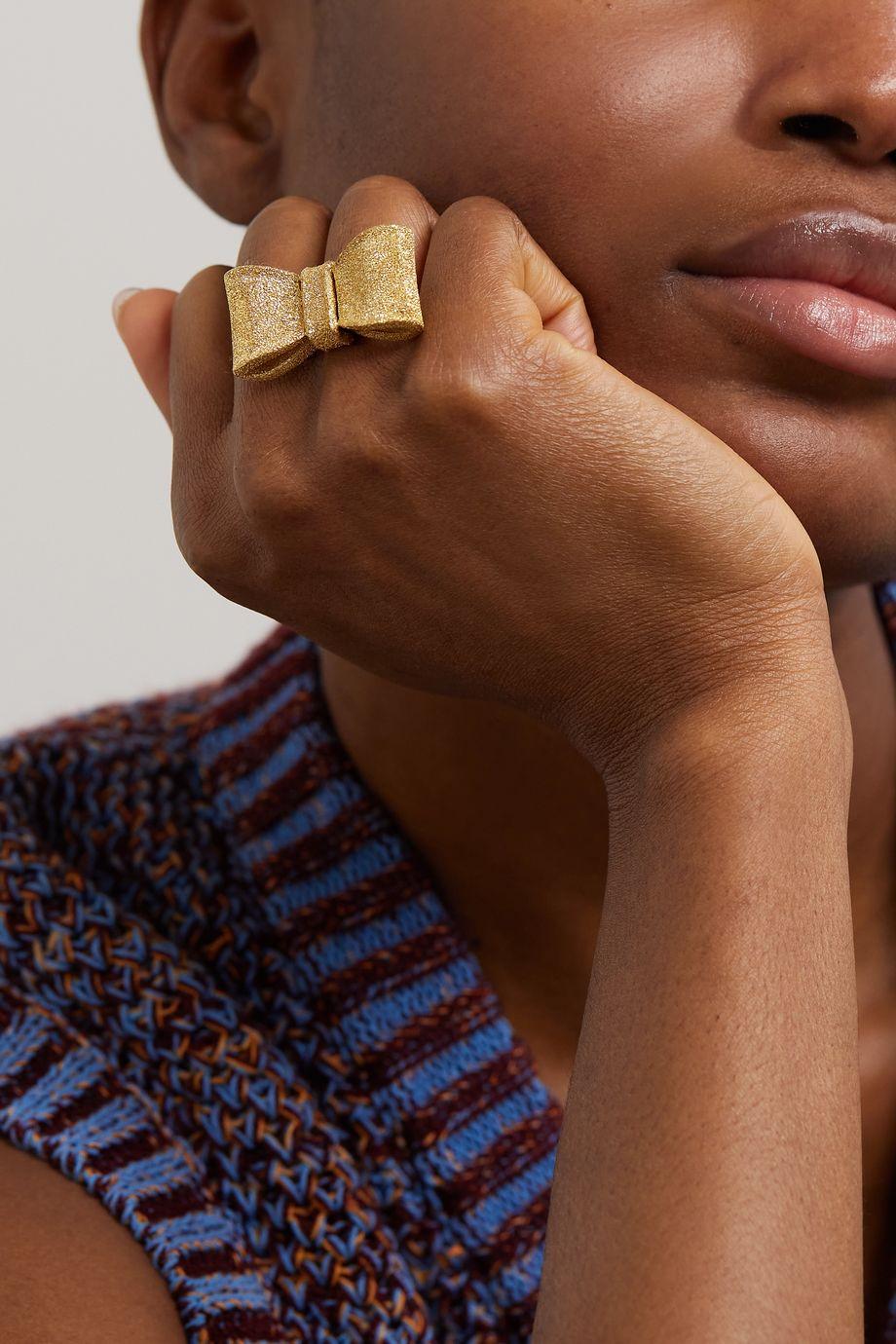 Carolina Bucci Tutto Per Te 18-karat gold ring