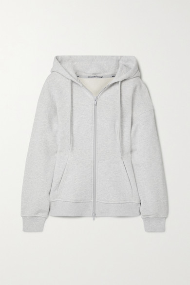 Casio FRENCH COTTON-TERRY HOODIE