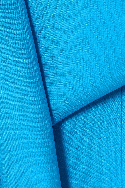 Valentino Wool and silk-blend slim-leg pants
