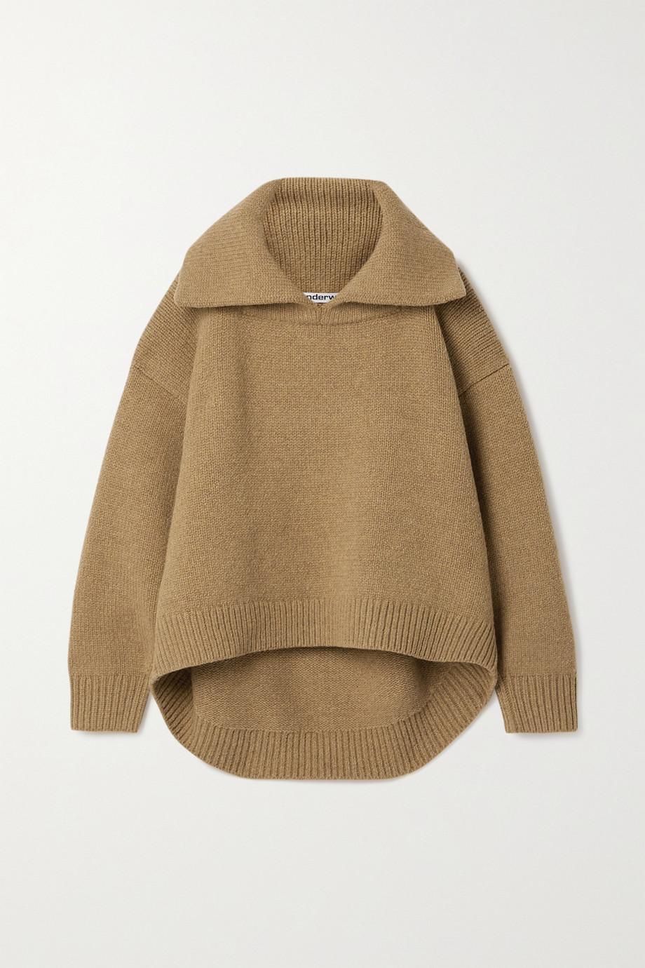 Alexander Wang Oversized-Pullover aus einer Wollmischung