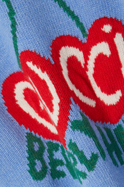 Gucci Intarsia wool sweater