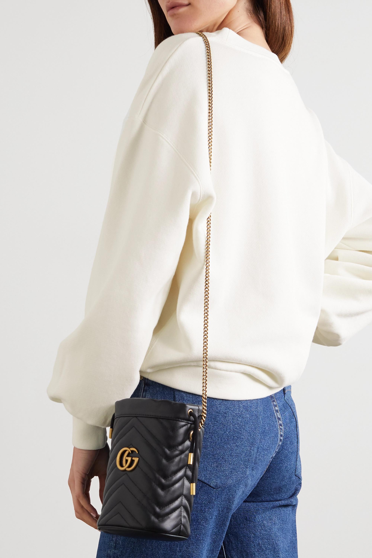 Gucci + NET SUSTAIN printed organic cotton-jersey sweatshirt