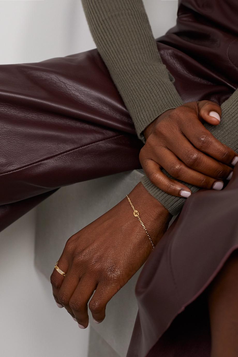 Gucci 18-karat gold bracelet