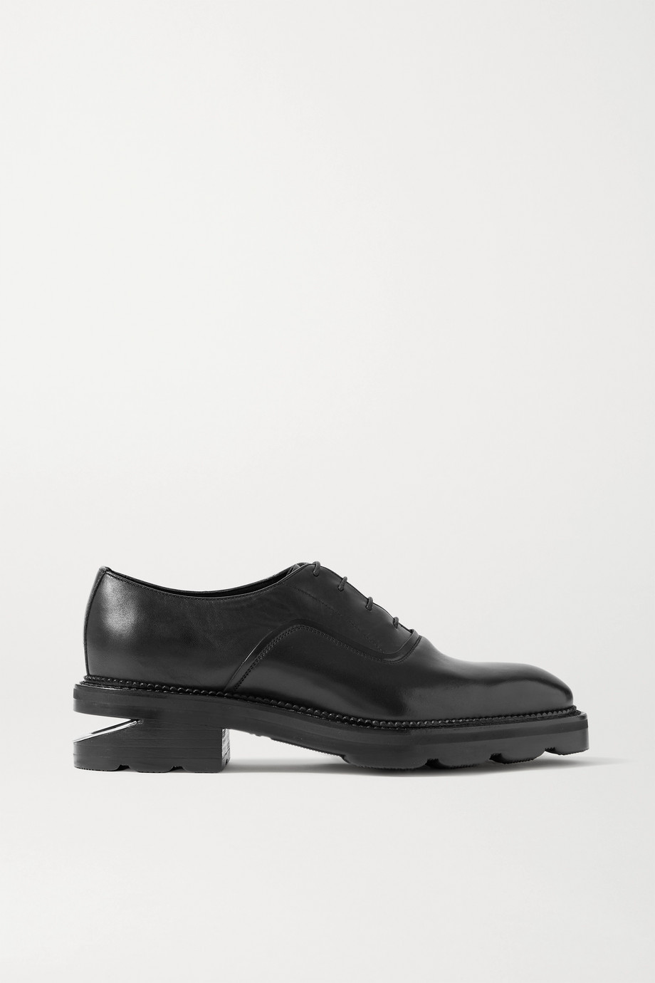 Alexander Wang Andy leather brogues