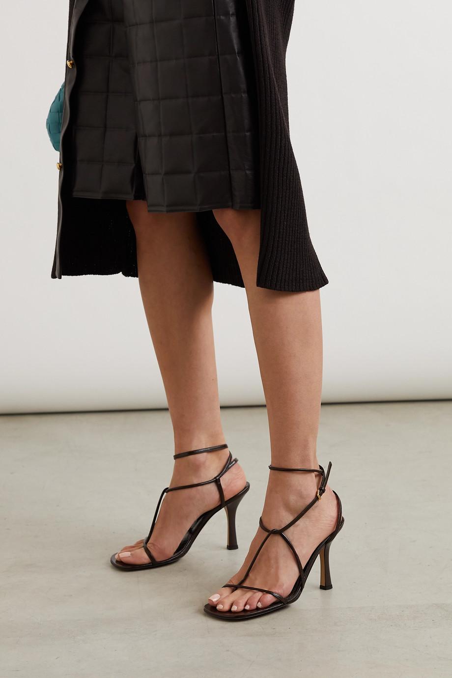 Bottega Veneta 皮革凉鞋
