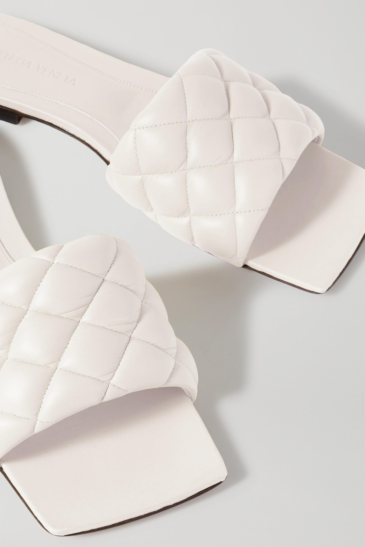 Bottega Veneta Quilted leather slides