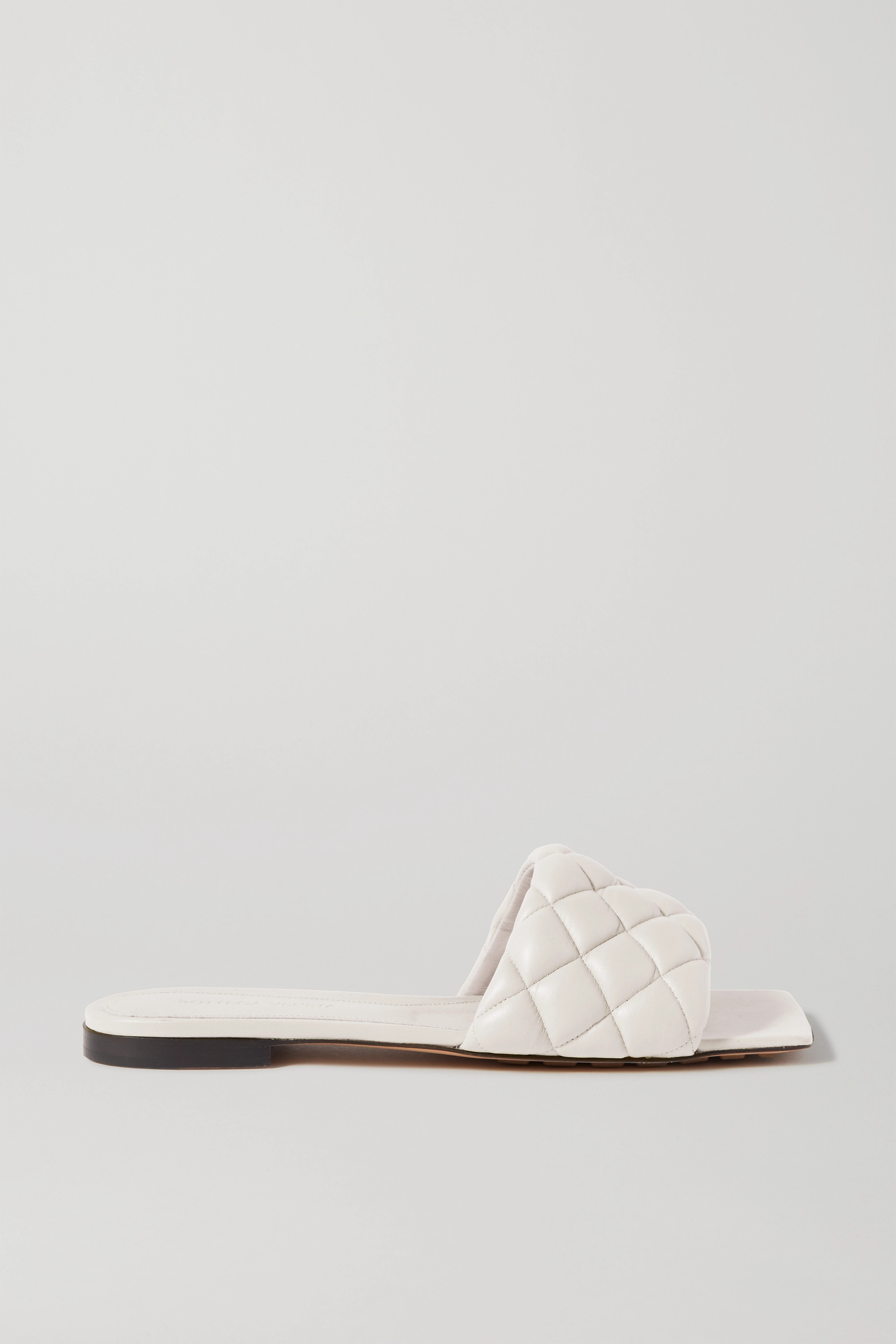 Bottega Veneta - Quilted leather slides