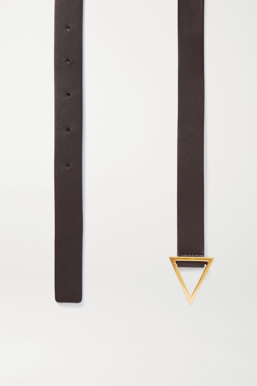 Bottega Veneta 皮革腰带