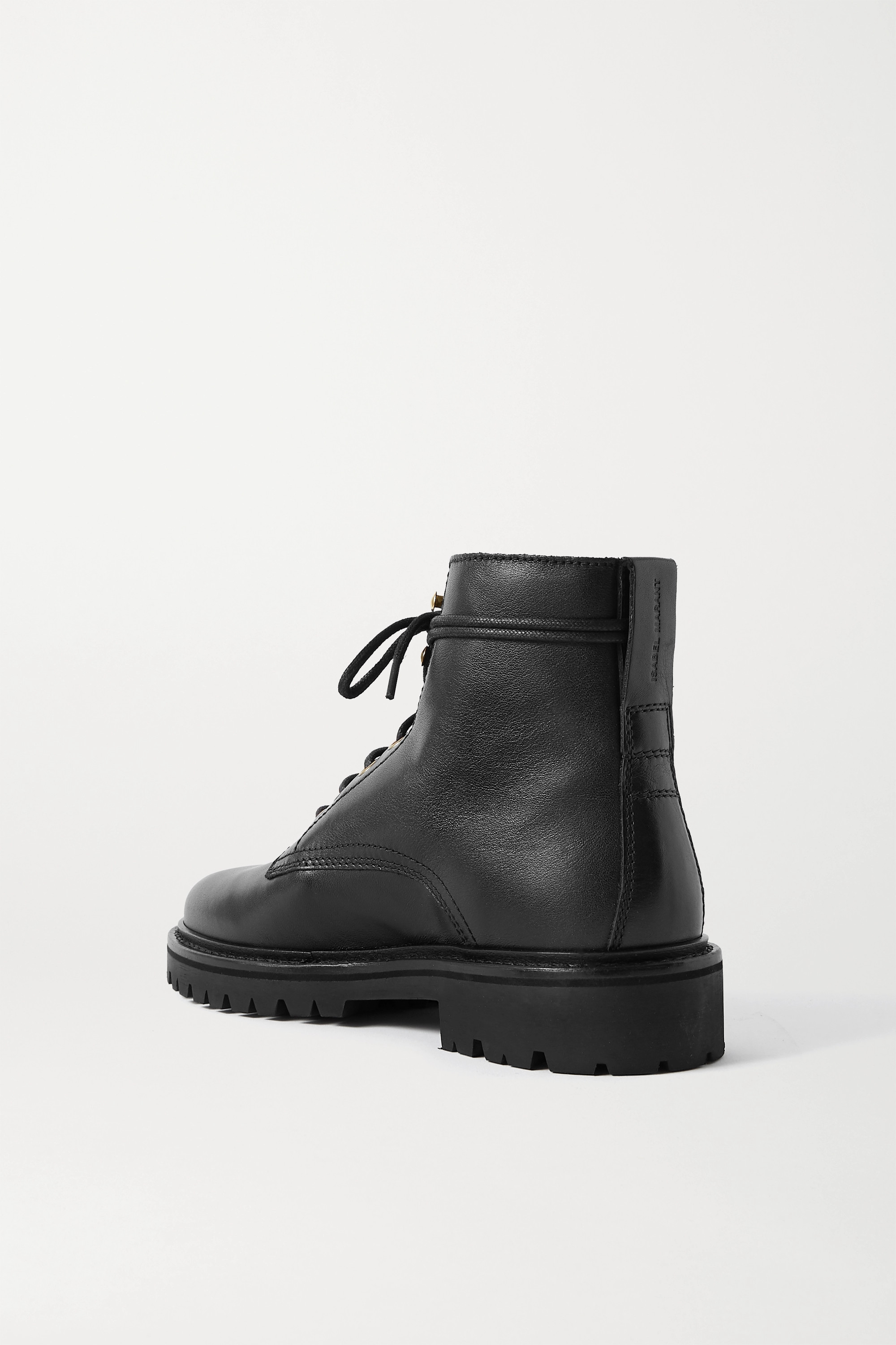 Isabel Marant Campee leather ankle boots