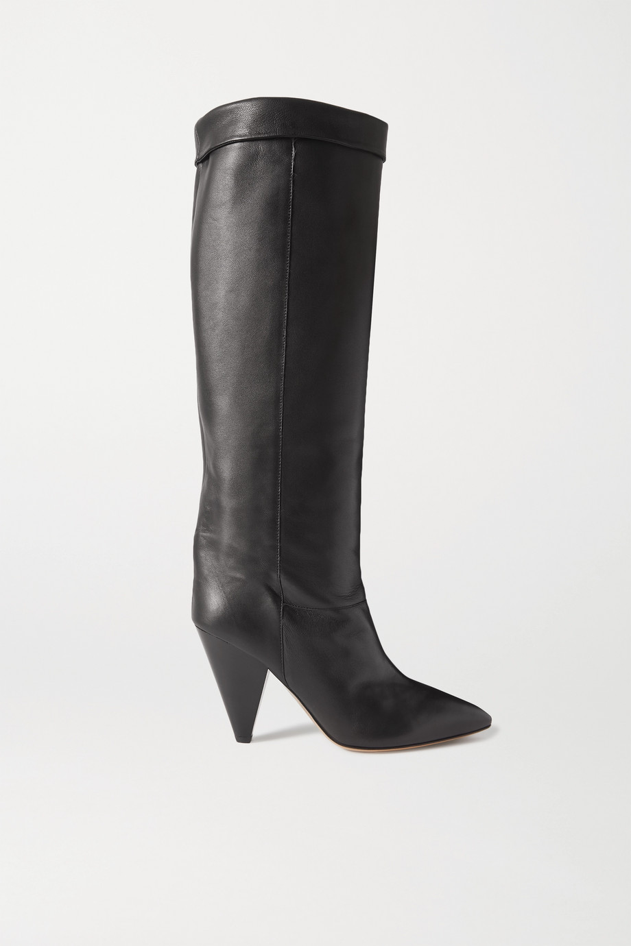 Isabel Marant Loens leather knee boots