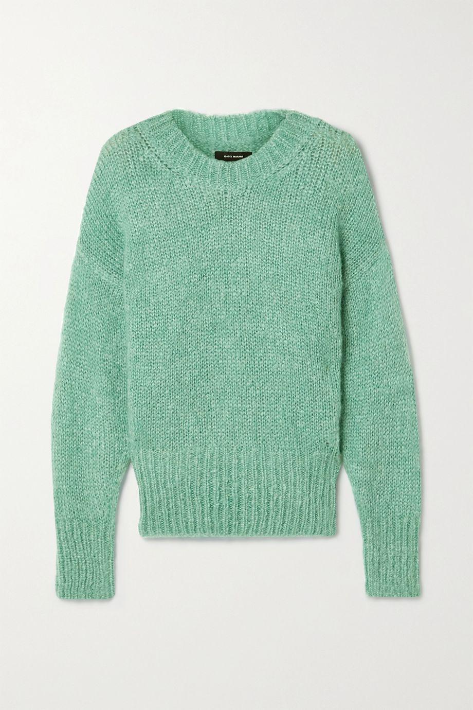 Isabel Marant Estelle mohair-blend sweater
