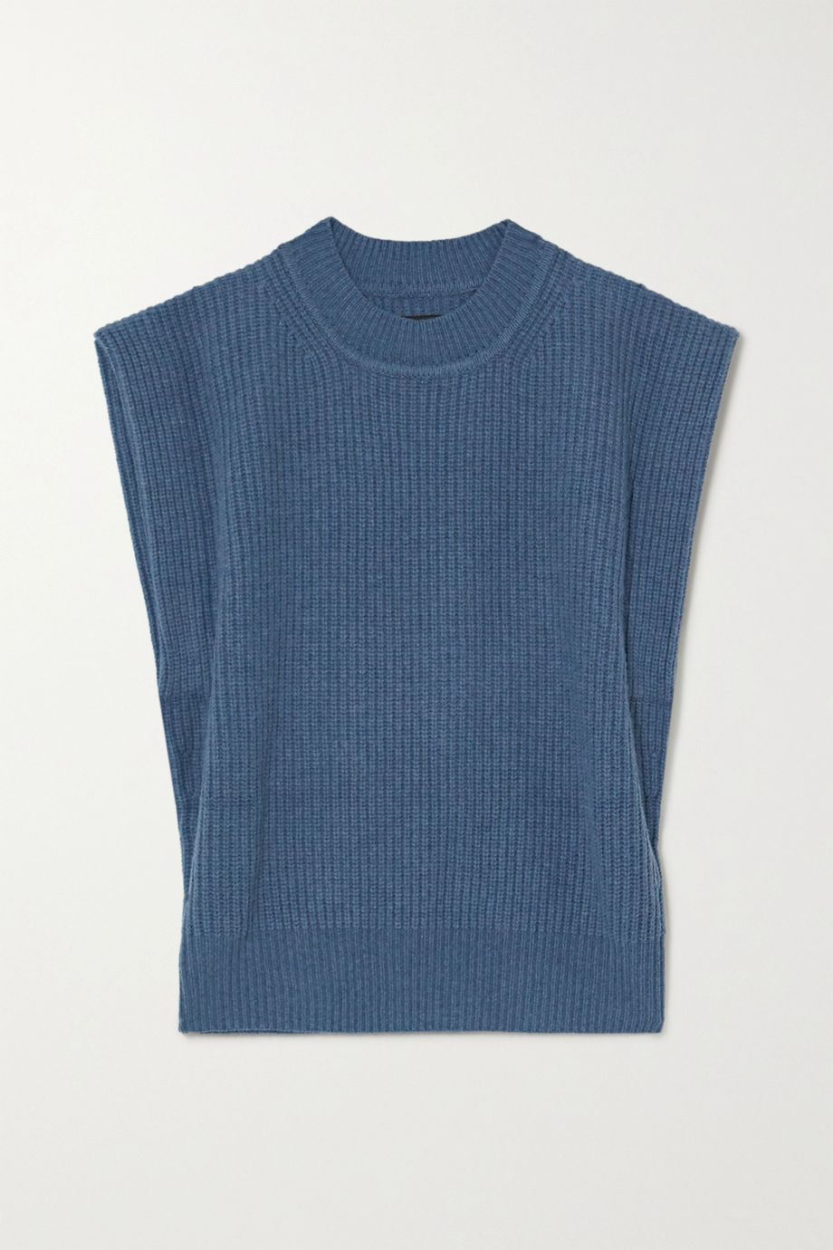 Isabel Marant Bridget ribbed cashmere and wool-blend sweater