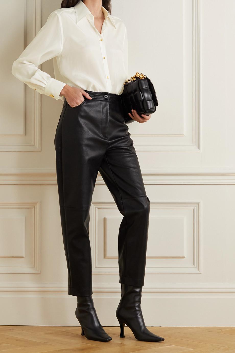 Dolce & Gabbana Hemd aus Seidenchiffon