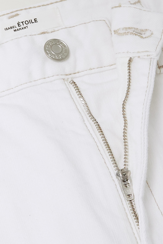 Isabel Marant Étoile Corsy high-rise jeans