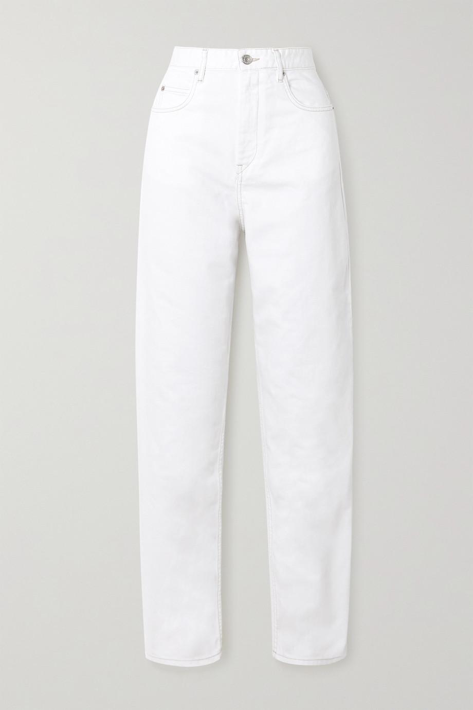 Isabel Marant Étoile Corsy hoch sitzende Jeans