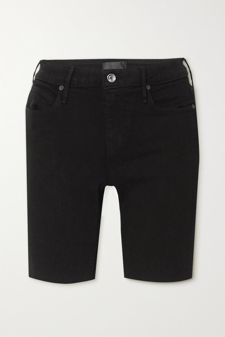 RtA Toure denim shorts