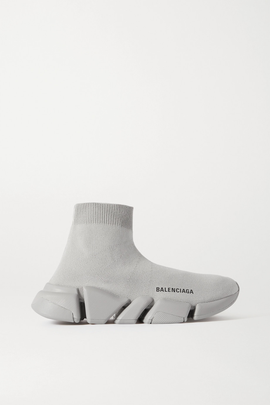 Balenciaga Baskets montantes en mailles stretch Speed LT 2.0