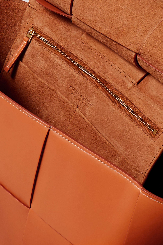 Bottega Veneta Arco medium intrecciato leather tote